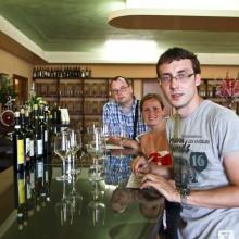 Vīna degustēšana Itālijā