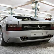 Ferrari 512 TR, Cité de l'Automobile, lielākais auto muzejs pasaulē