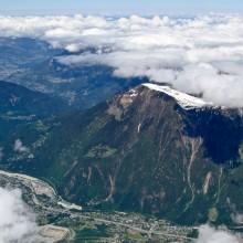 Skats no Aguile du Midi, Chamonix, Montblanc
